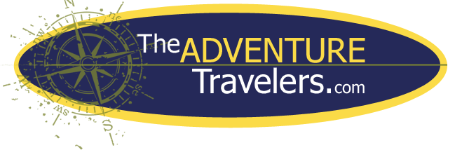 The Adventure Travelers.com logo