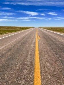 Badlands Road The Adventure Travelers