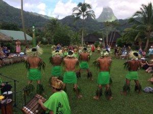 Male Tahitian Dancers The Adventure Travelers