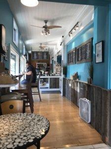 Coffee Shop Bar Harbor The Adventure Travelers