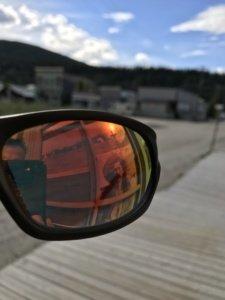 Dawson City Reflections The Adventure Travelers