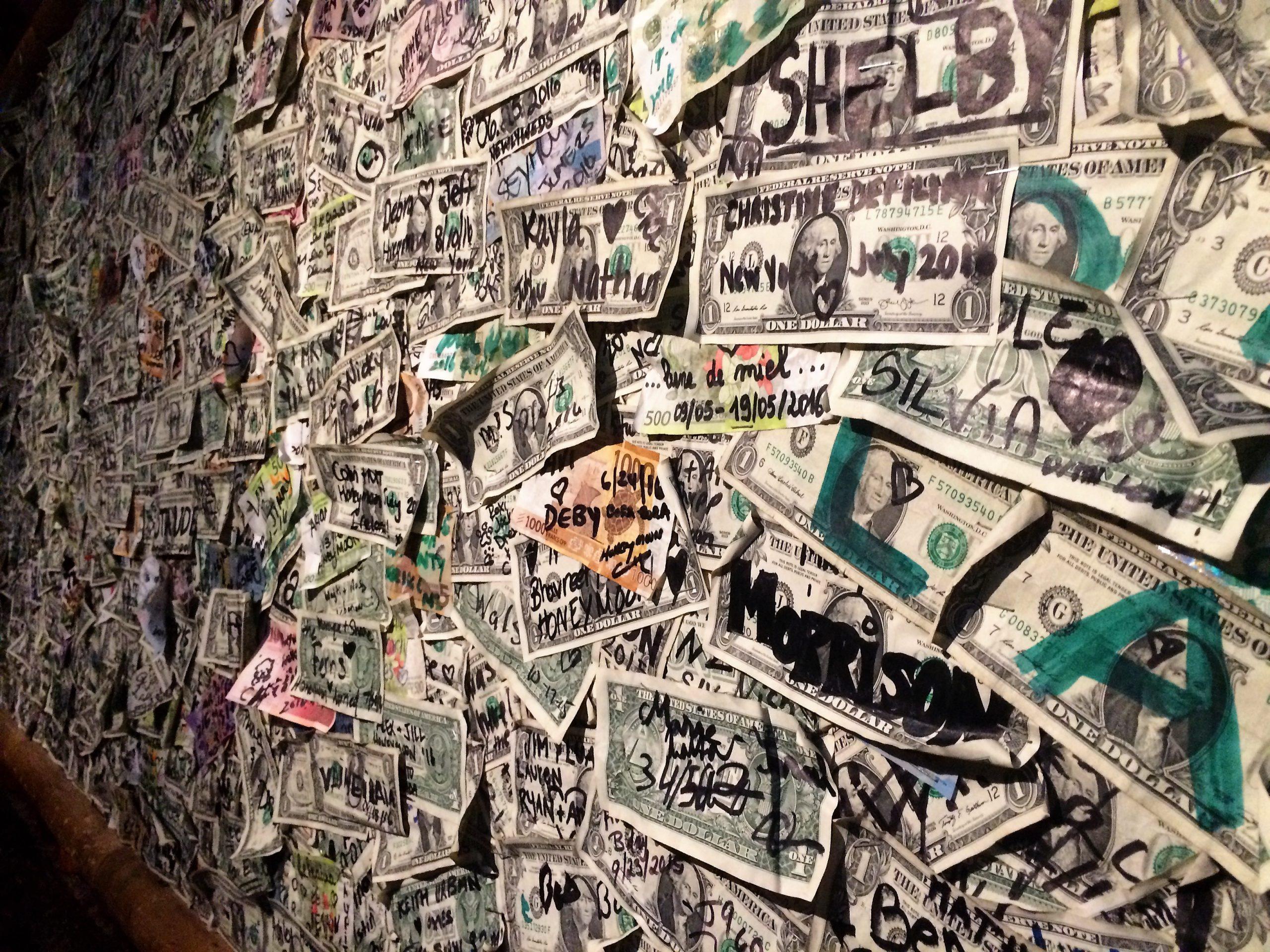 Money The Adventure Travelers