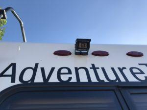 The Adventure Travelers RV Backup Camera