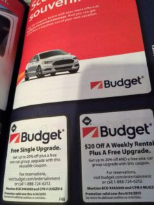 Budget Coupons The Adventure Travelers