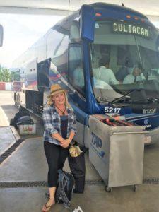 Mexico Bus The Adventure Travelers