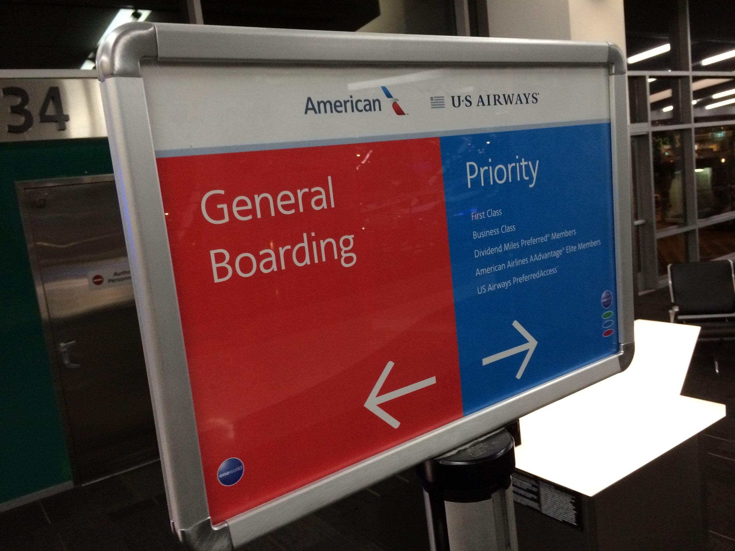 Priority Boarding The Adventure Travelers