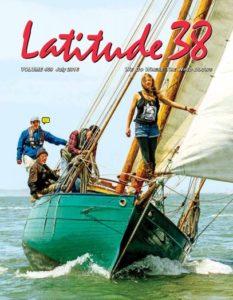 Latitude 38 Mag Article Pg 58 59