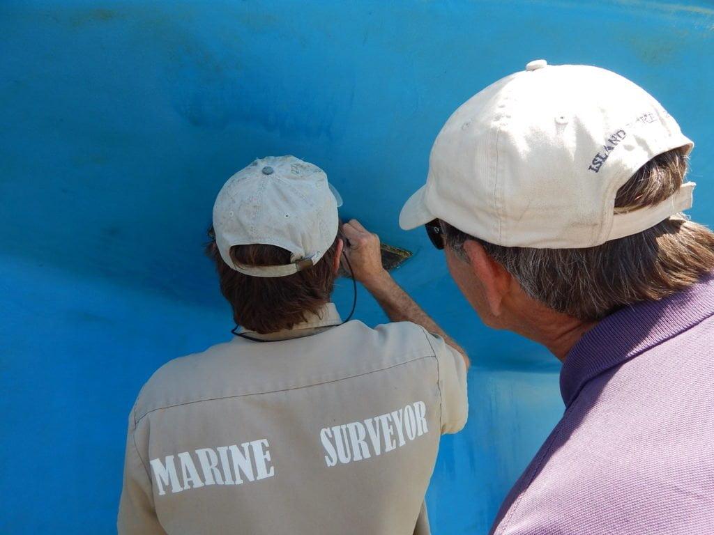 Marine Surveyor The Adventure Travelers