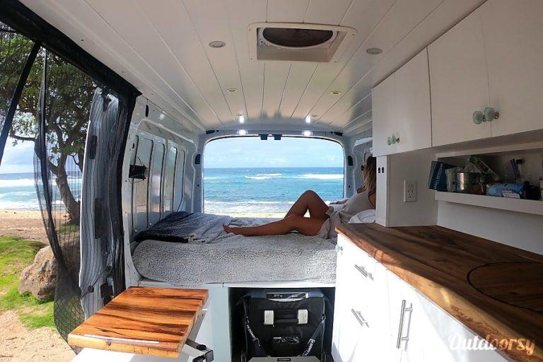 Great White Van