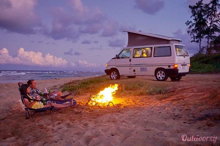 Kauai Camper Van