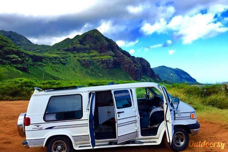 Oahu Conversion Van