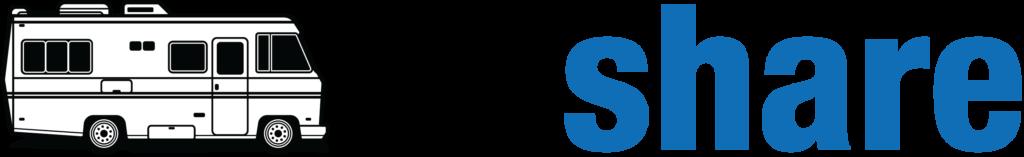 RVshare Camper Rental Company Logo