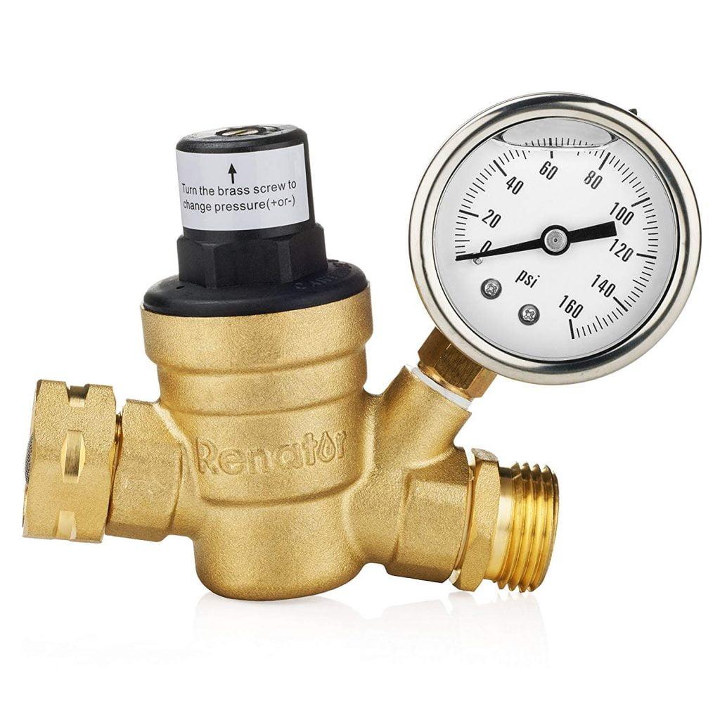 Adjustable Water Pressure Regulator The Adventure Travelers