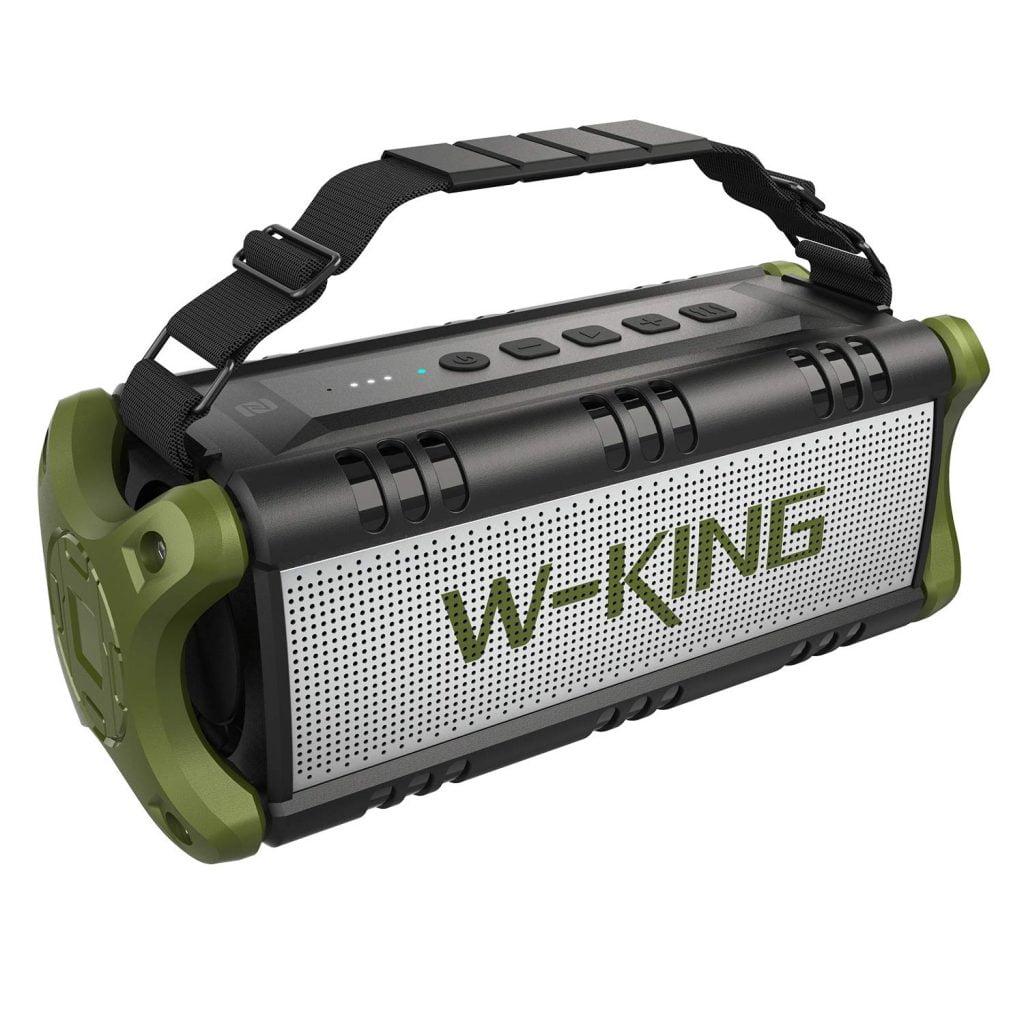 Bluetooth Waterproof Speaker The Adventure Travelers