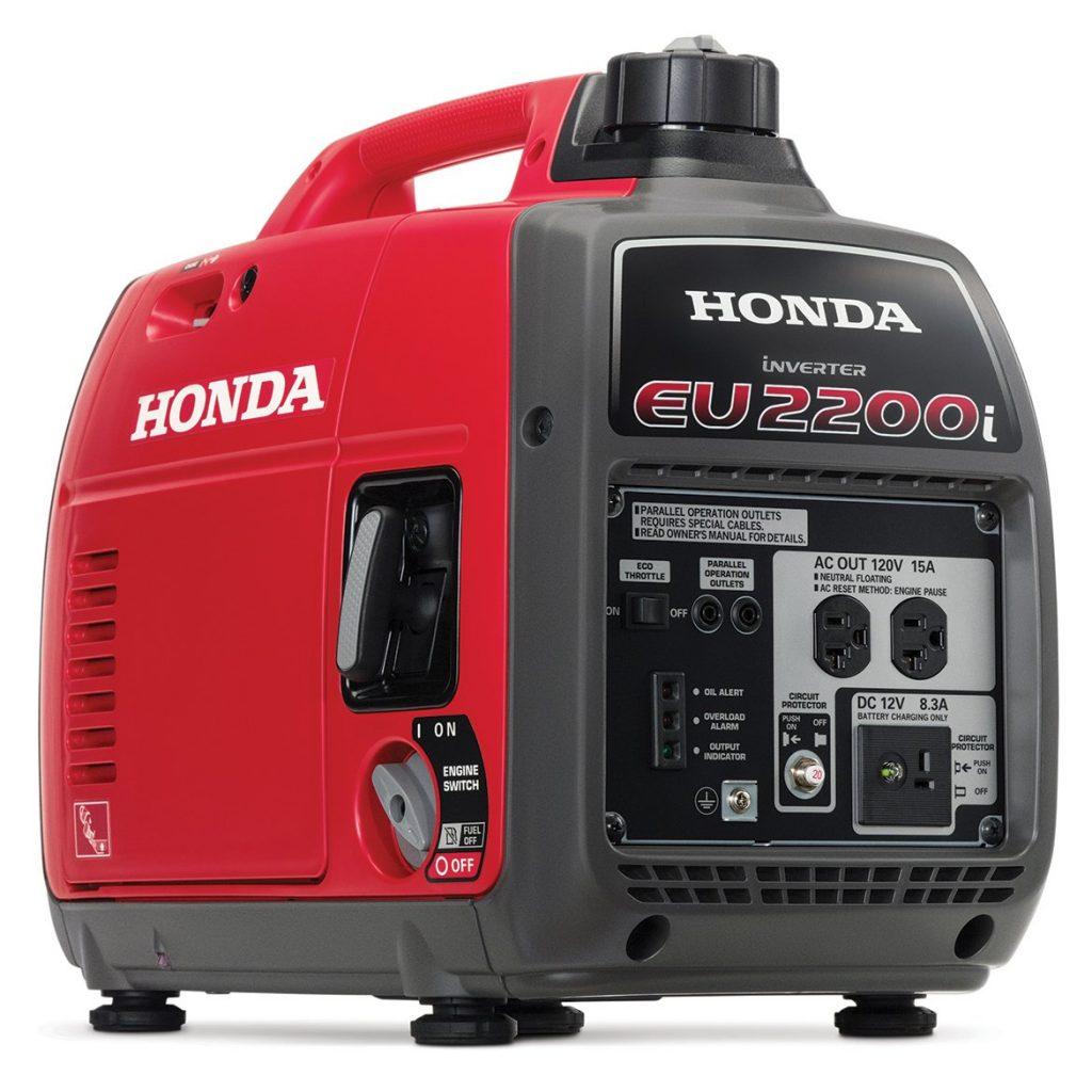 Honda Generator The Adventure Travelers