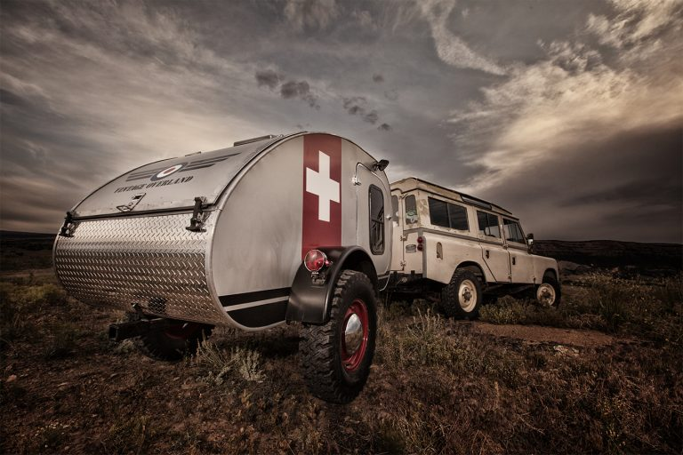 vintage overland caravan hero The Adventure Travelers