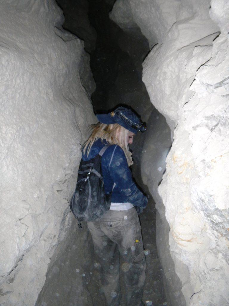 Mud Cave Melissa The Adventure Travelers scaled