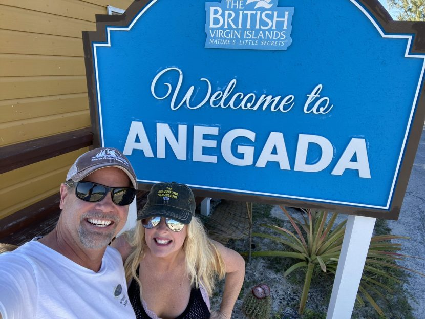 Welcome to Anegada The Adventure Travelers