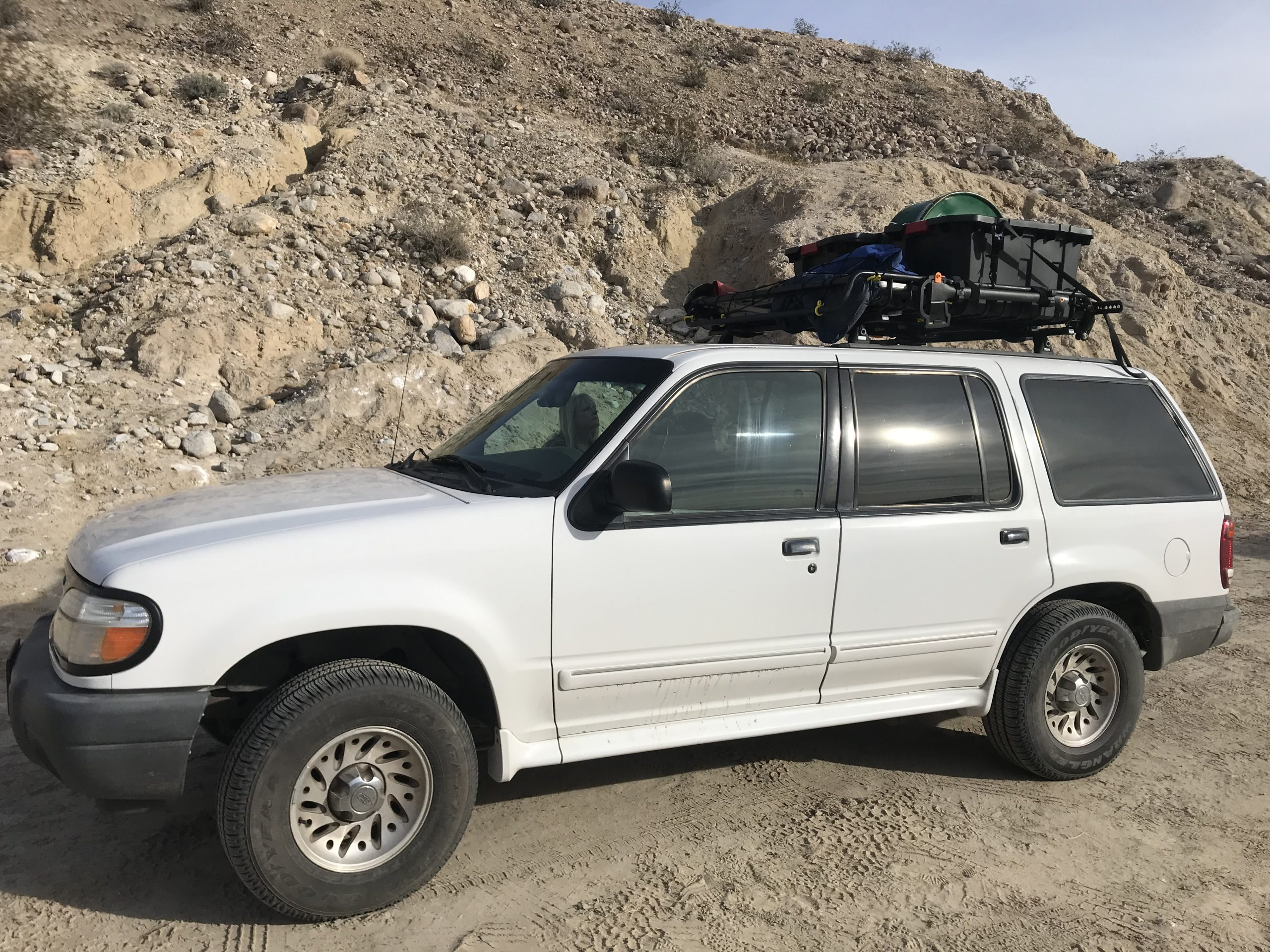 Auction Vehicle The Adventure Travelers