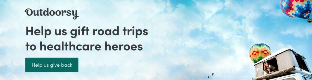 Healthcare Heroes The Adventure Travelers