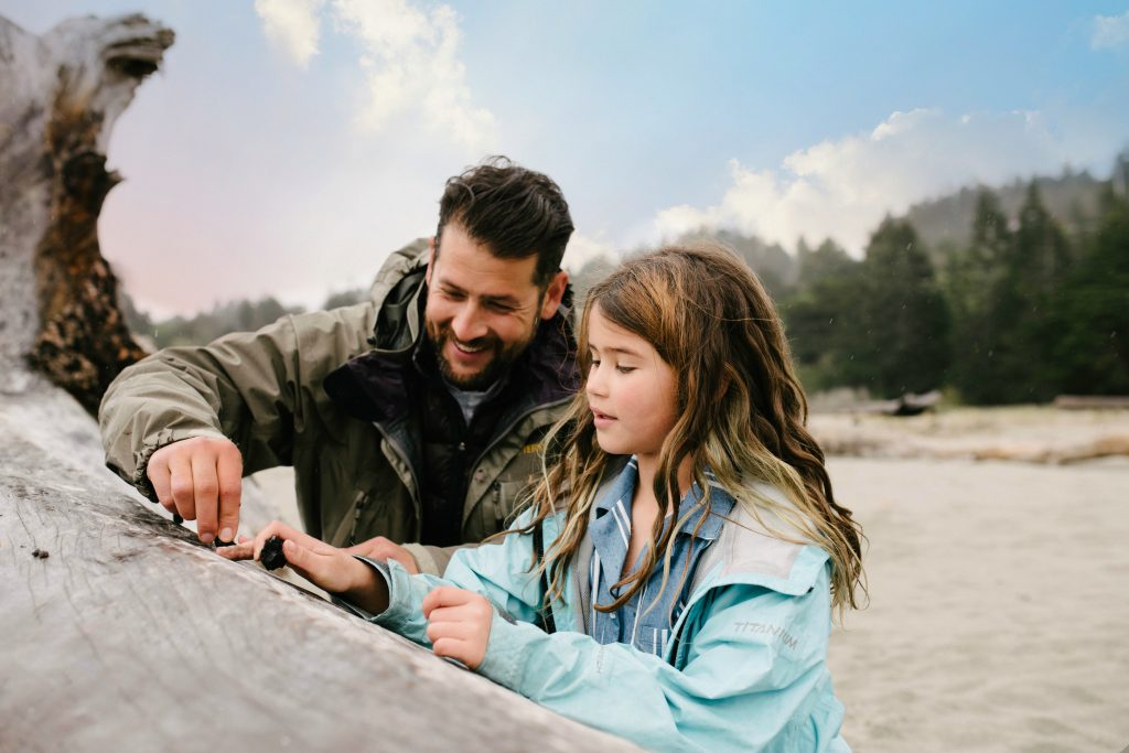 RV Rental Dad and Daughter The Adventure Travelers scaled