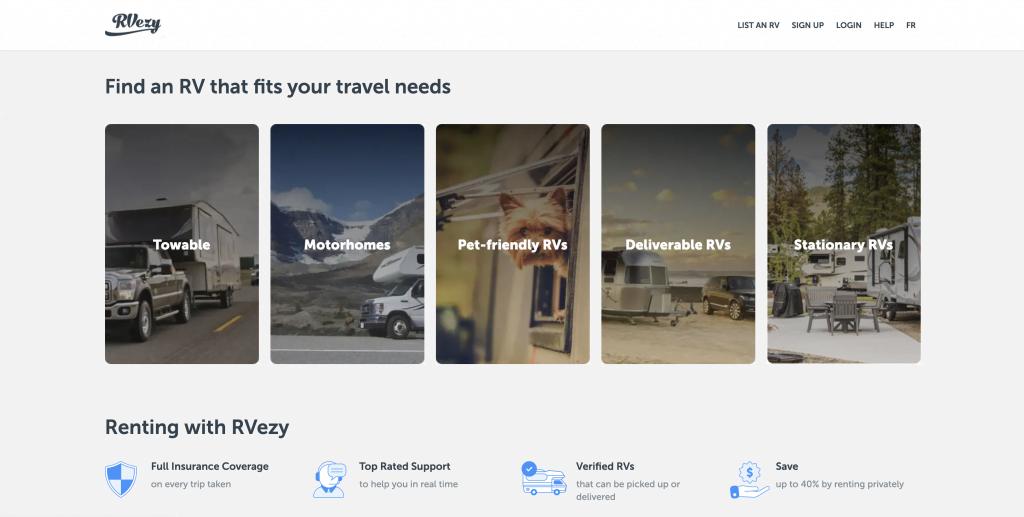 RVezy Screenshot