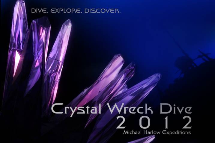 Crystal Wreck Dive Logo OLD The Adventure Travelers