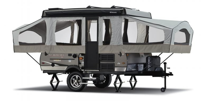 Forest River Flagstaff Pop Out Camper The Adventure Travelers