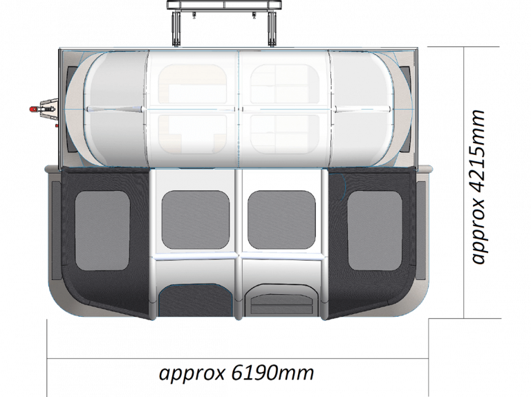 op4 inflatable layout