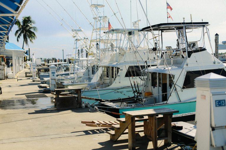 Captains License Fishing Charter Boat Captain